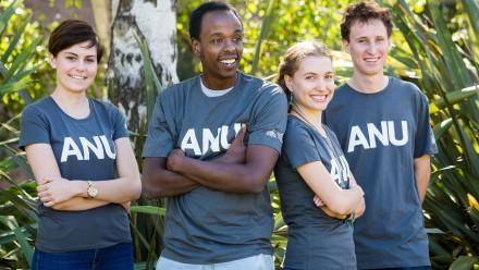 ANU Student Recruitment