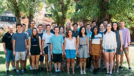 ANU Tuckwell Scholars