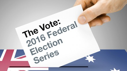 The Vote: ANU Federal Election Series