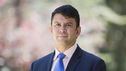Professor Michael Wesley