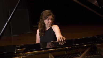 Ellen Falconer - Pianist and Student at ANU School of Music