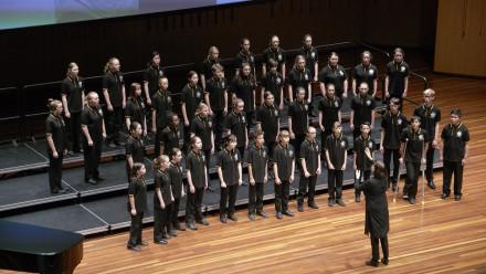 Australian National Eisteddfod: Choirs