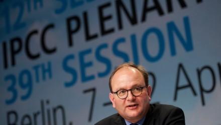 Professor Ottmar Edenhofer