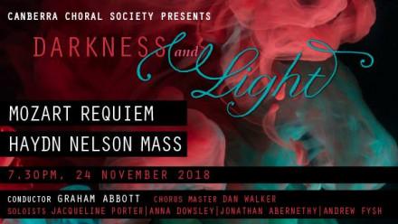 Mozart Requiem & Haydn Nelson Mass