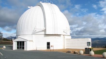 "74"" Telescope at Mount Stromlo"