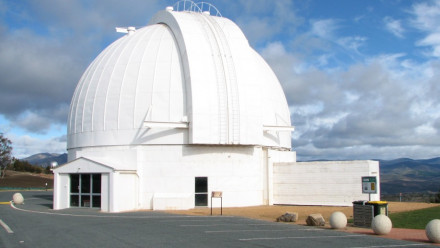 Mount Stromlo Observatory dome