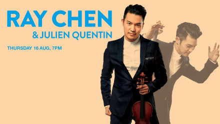 Ray Chen Julien Quentin