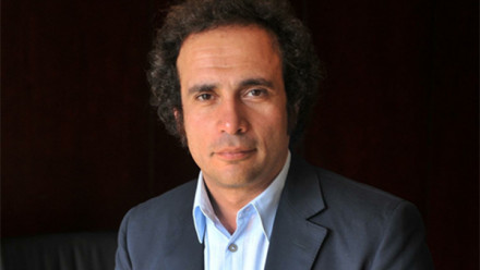 Prof. Amr Hamzawy. Photo by Khalid Almasoud