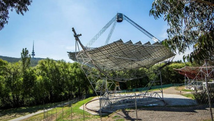 The Big Dish (ANU)