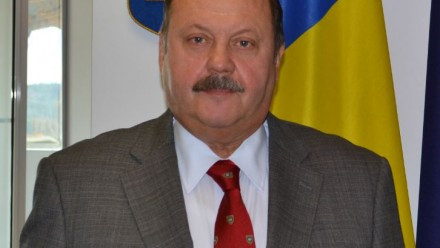 HE Dr Mykola Kulinich Ambassador of Ukraine to Australia