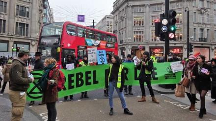 Extinction Rebellion London