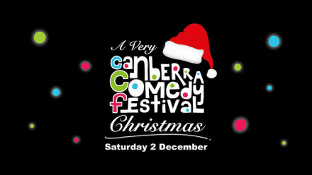 Canberra Comedy Festival Christmas
