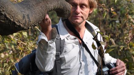 Professor David Raubenheimer