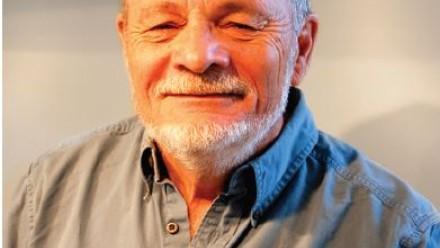 Photo of Professor Brian Fagan