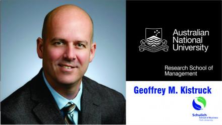 Geoffrey M. Kistruck