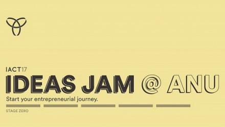 InnovationACT 2017 Ideas Jam