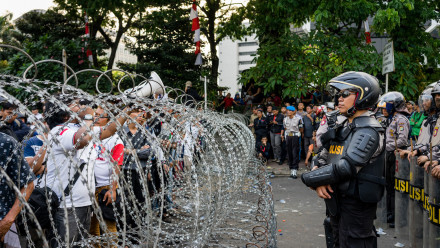 2019 Indonesia Update. From stagnation to regression? Indonesian democracy after twenty years