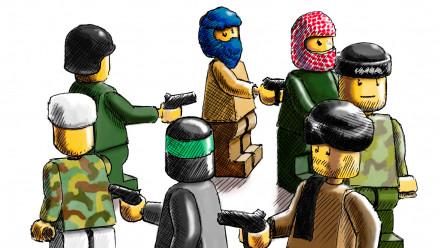 Representation of violent extremism