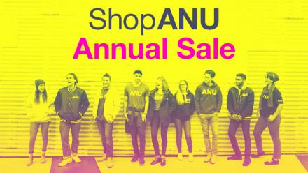 ShopANU Annual Sale coming soon