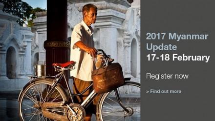 2017 Myanmar Update
