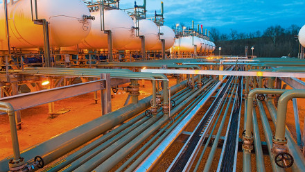 Natural gas infrastructure - Bilfinger SE (Flickr)
