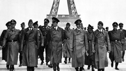 """Hitler in Paris"""