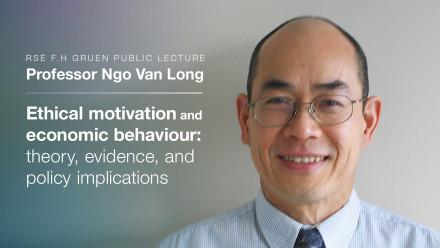 Professor Ngo Van Long