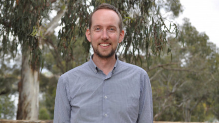 Paul Harris, Director of the ANU North American Liaison Office