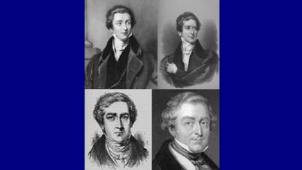 Portraits of Robert Peel