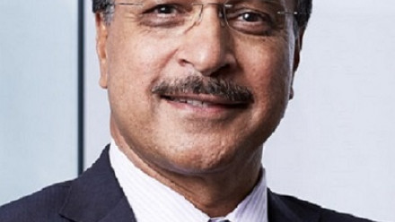 Professor Deep Saini, Vice Chancellor, University of Canberra