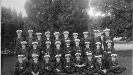 Pioneer Class, Royal Australian Naval College, 1913