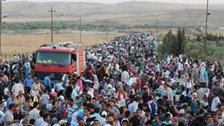 Syrian Refugees (Source: UNHCR/G. Gubaeva)