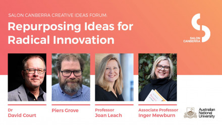 Salon Canberra Creative Ideas Forum