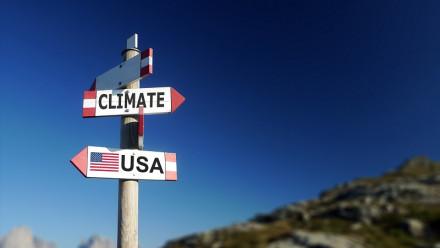 U.S. Sign posts
