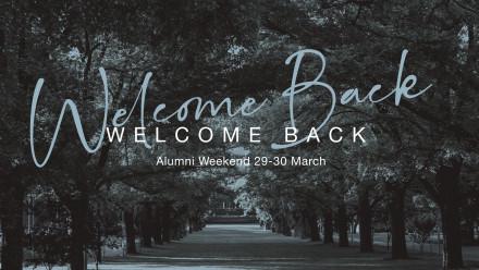 Welcome Back: Alumni Weekend Image