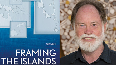'Framing the Island' and Greg Fry