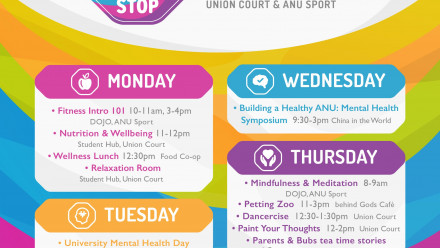 PARSA & ANUSA Wellness Week 2017