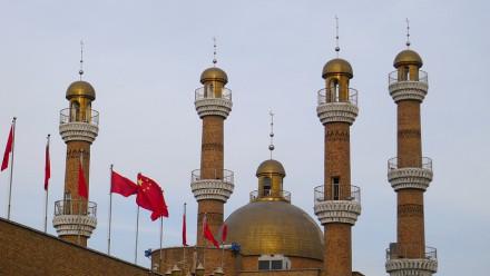 Xinjiang Mosque, Pixabay