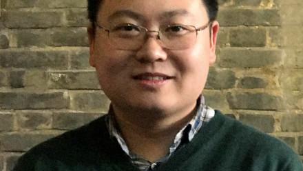 Image of Dr Yu Tao