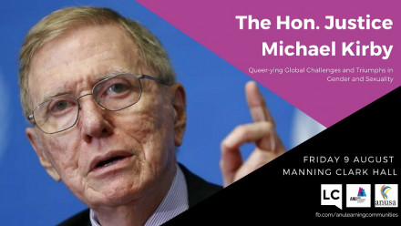 The Hon. Justice Michael Kirby