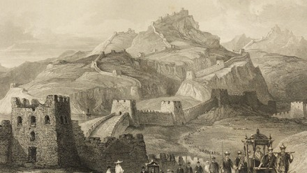 Thomas Allom, The Great Wall of China