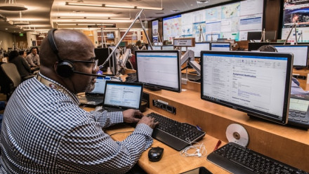 Image of Emergency Operations Center, Centers for Disease Control and Prevention (USA).
