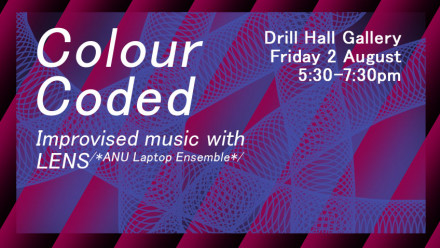 Colour Coded: ANU Laptop Ensemble