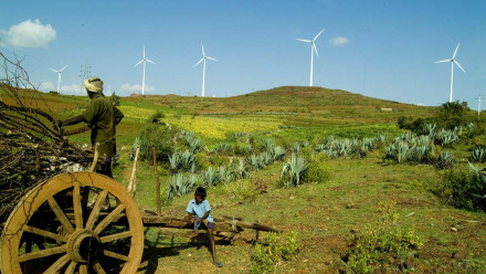 Windmills in India