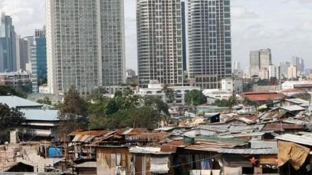 Manila skyline during daytime