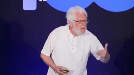Emeritus Professor Michel Poulain