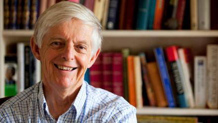 Emeritus Professor Robin Jeffrey