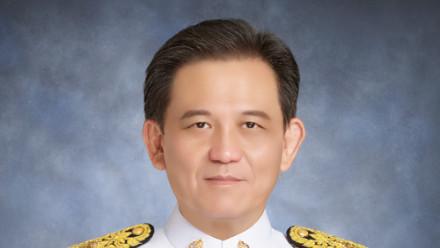 Chief Justice Veerapol Tungsuwan