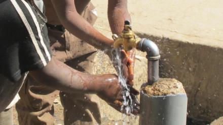 Standpipe in Bauchi, northern Nigeria