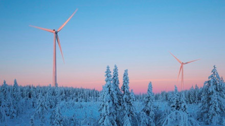 Sweden wind power